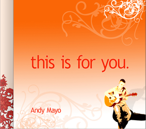 This is for you by Andy Mayo