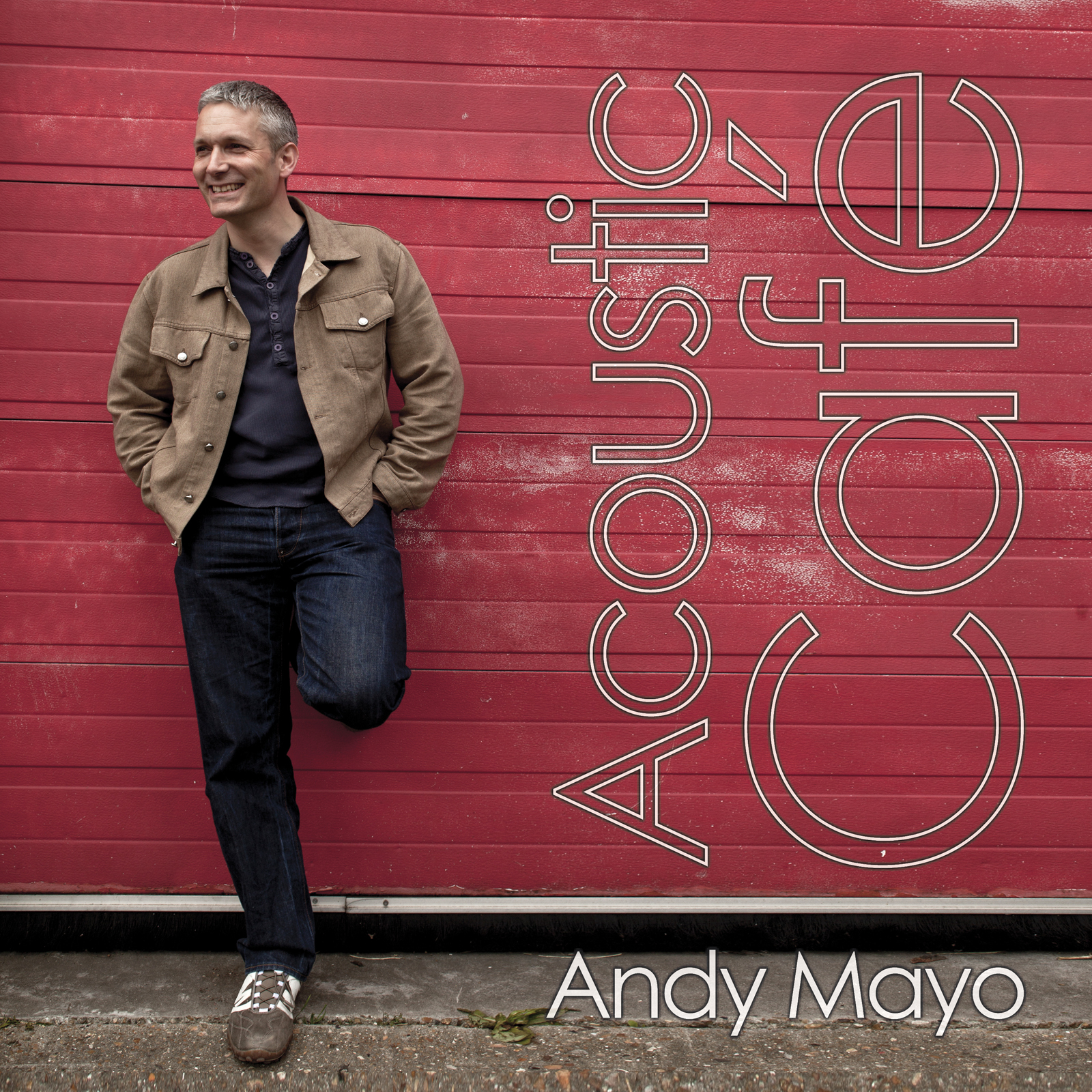 LABEL Turquoise Tracks--ARTIST Andy Mayo--RELEASE Acoustic Cafe