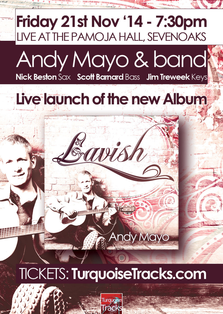 Lavish Launch Invitation