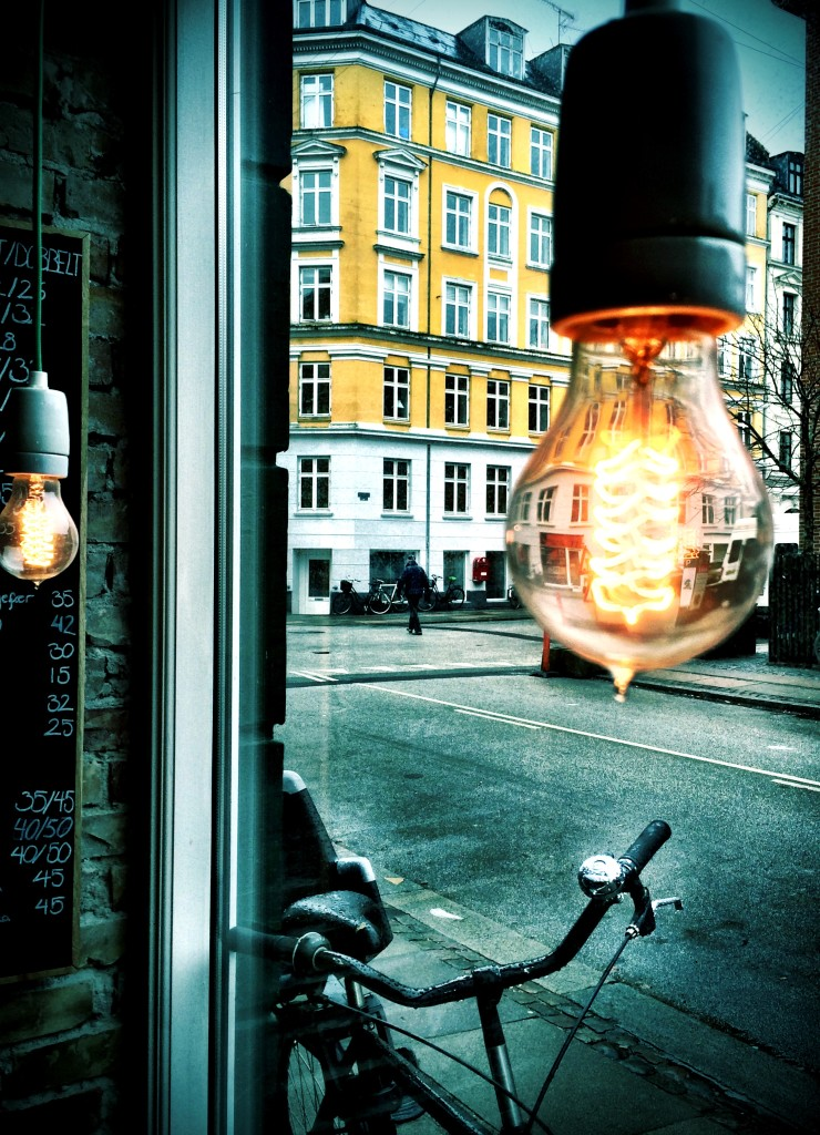 Great Cafe culture in Copenhagen... ideal for these events!
